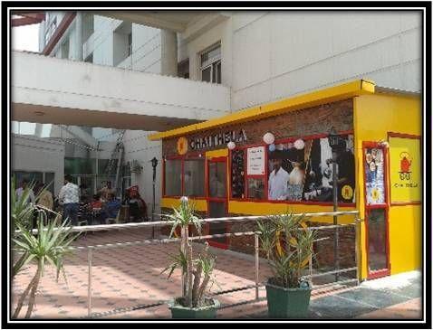 Outdoor Kiosk - Outdoor Food Kiosk Manufacturer from Noida