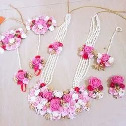 Stylish Flower Jewellery