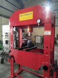 Manual Operated Hydraulic Press 60 Ton