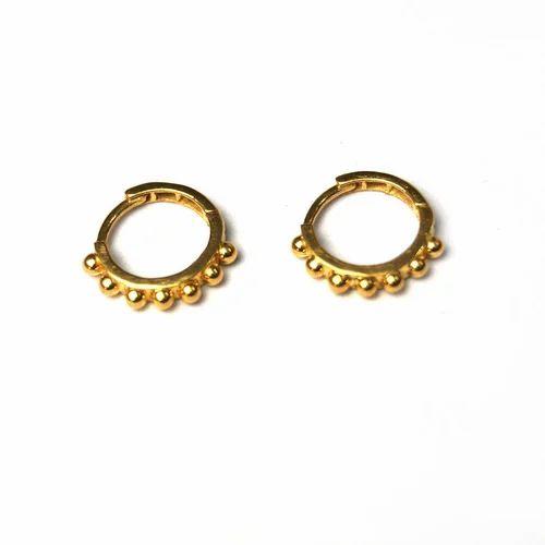 98840a1e8ced18 Fancy Gold Earrings, Gold Earrings | Chandni Chowk, New Delhi ...
