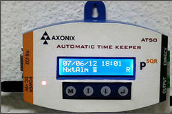 Automatic Time Keeper (School Bell Timer)
