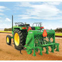 SD1013 Seed Cum Fertilizer Drill