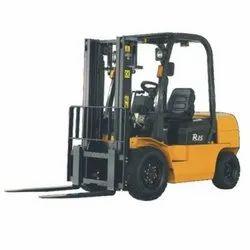 18mt 4Ton Manitou Diesel Telehandler at Rs 180000 /piece | Diesel