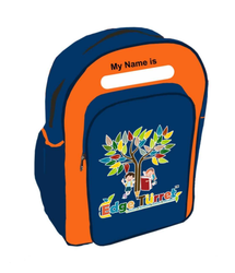 Fancy Customised School Backpack