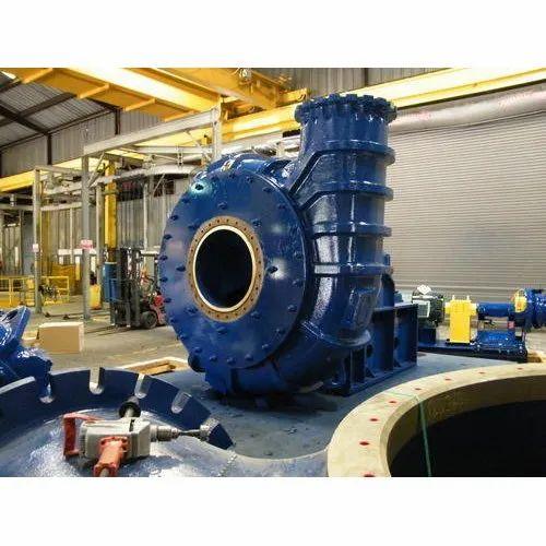 10 - 60 M Dredging Pump, Max Flow Rate: 2500 M3/H
