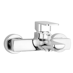 Wall Mixer Non Telephonic With Crutch For Arrangement Of Tel