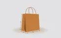 Golden Recycle Paper Bag L13