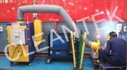 Fume Extractor for Welding