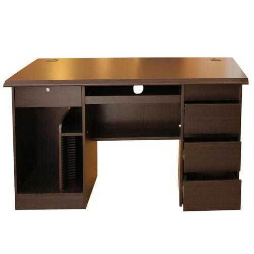 Brown Wooden Computer Table Rs 200 Square Feet Adam S