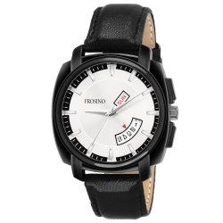 Frosino FRAC061803 Analog Silver Dial Watch