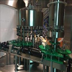 Monoblock Rotary Filling and Capping Machine