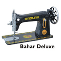 Manual Pooja Bahar Deluxe Sewing Machine For Household, Speed: 1250 Spm