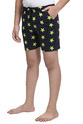 Boys Star Printed Shorts