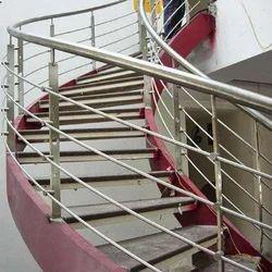 Stainless Steel Railings - Designer Stainless Steel Railings