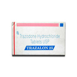 Trazalon 25 mg Tablet