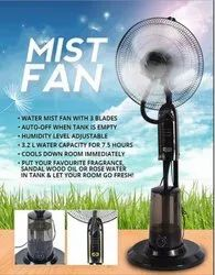 HLT Senitizing Mist Fan