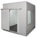 Puf Panel Svarn Portable Cold Storage Room, -5 To +10 Deg Celsius