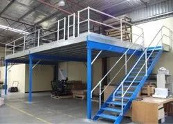 Industry Plat Form Stair