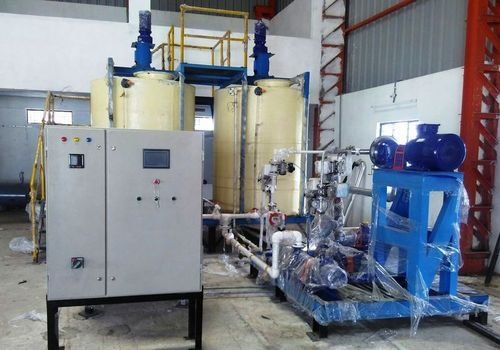 Smart Bitumen Emulsion Plant
