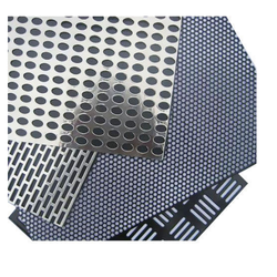 Titanium Perforated Sheets