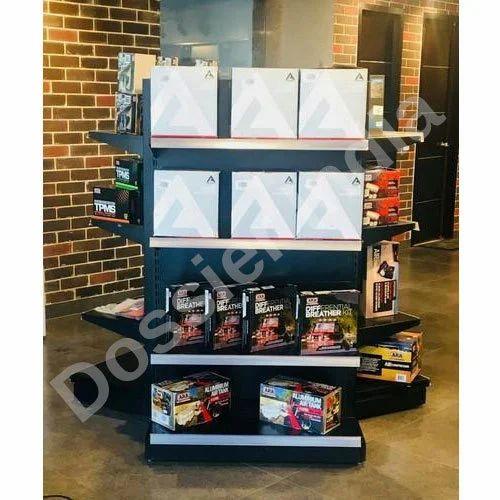 Departmental Racks Color Full Display Rack Manufacturer