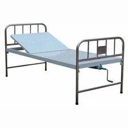 不锈钢医院病床,抛光