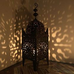 Traditional Moroccan Lantern