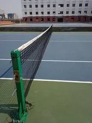 Tennis Pole With Net