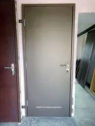 Metal Single Door Economic Residential Steel Doors, For Home