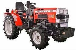 VST Shakti MT 270 VIRAAT 4W PLUS, 27 hp Tractor, 1000 kg
