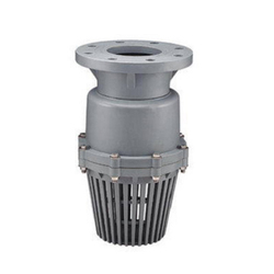 PP Bore Foot Valves