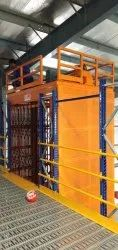 Vertical Hydraulic Goods Lift