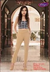 N.R Roma Fabric Jeggings
