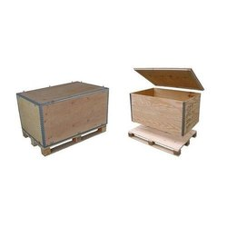 Plywood Packaging Case, Capacity: Upto 500 kg