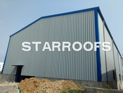 industrial shed construction service