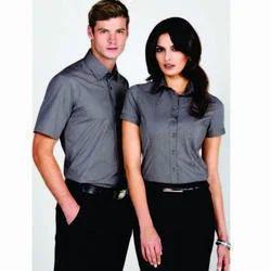 Kaushal Garments Cotton Corporation Uniform, Size: XS
