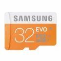 Samsung Evo Sd Memory Card, Memory Size: 32 Gb