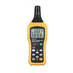 HTC HD-304 Temperature Humidity Meter with Dew Point