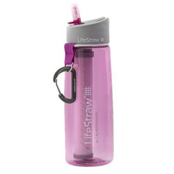 Lifestraw GO 2nd Stage 650 ml Pink Water Bottle