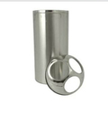 Steel Push Dustbin