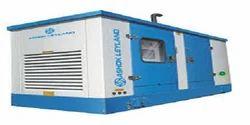 Silent or Soundproof Air Cooling Ashok Leyland Diesel Generator, 415 V