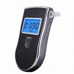 Alcohol Tester AT818 3 Digital Alcohol Breathanalyser
