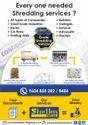 Security Shredding Services