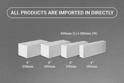 Birla Aerocon Autoclaved Aerated Concrete Lightweight Block, For Partition Walls