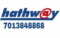Wired Broadband HATHWAY CABLE and Datacom Pvt Ltd Hyderabad, Fbier To Home