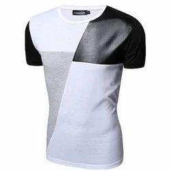 Different Pattern T Shirt