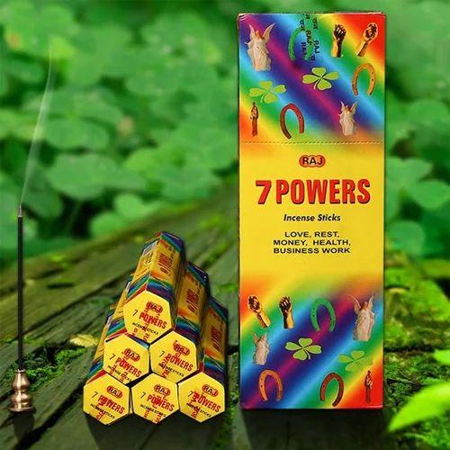 7 Powers Incense Sticks   Raj Fragrance   Manufacturer in