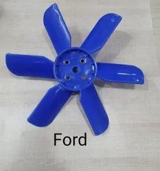 Ford And Farmtrack Tractor Radiator Fan
