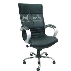 NF-119 Black High Back Executive Chair