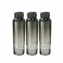 Platinum Coated Pure Copper Bottle